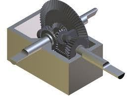 Laboratory Differential Gear