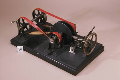 Laboratory Friction Wheel Drive