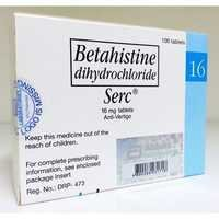 Betahistine Dihydrochloride Tablets