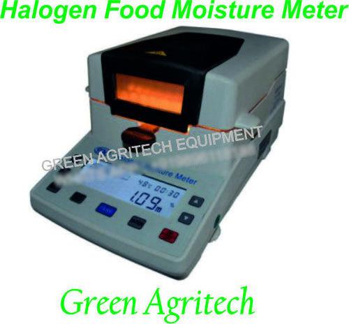 Halogen Moisture Meter