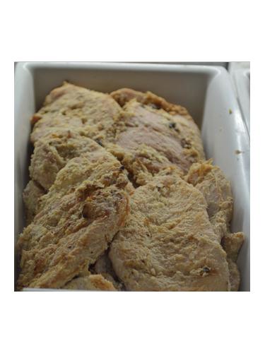 Chicken Zesty Brest