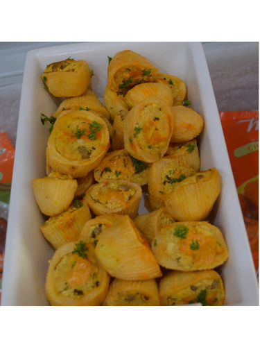 Veg Stuffed Potato