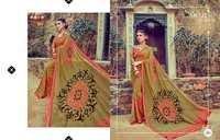 Printed Fancy Saree
