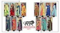 LAKHSHYA VOL 5 Designer Printed Georgette Sarees
