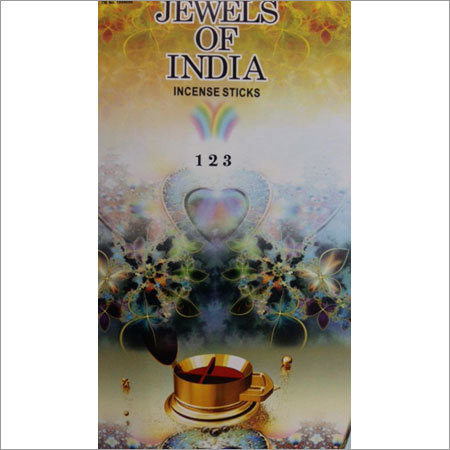 Jewels Of India Incence Sticks