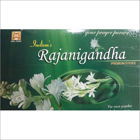 Indian Rajanigandha Premium Sticks
