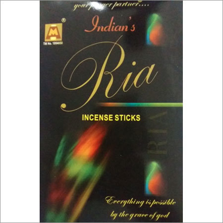 Indian Ria Incence Sticks