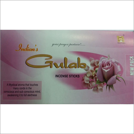 Indian Gulab Incence Sticks