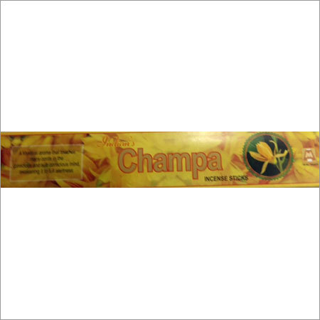 Indian Champa Incence Sticks