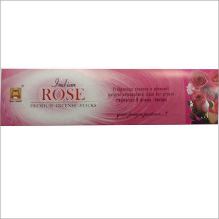 Rose Premium Incense Sticks