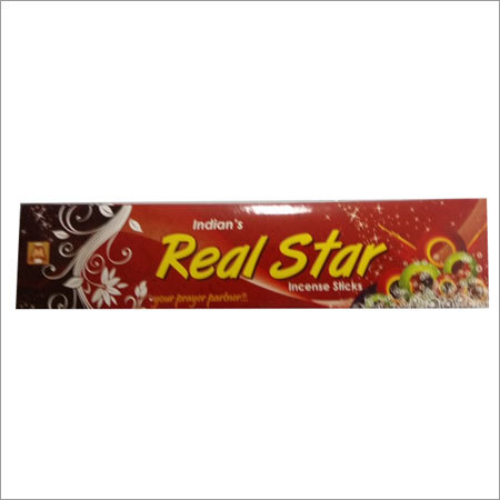 Real Star Incence Sticks
