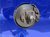 Laboratory Disc Brake Model
