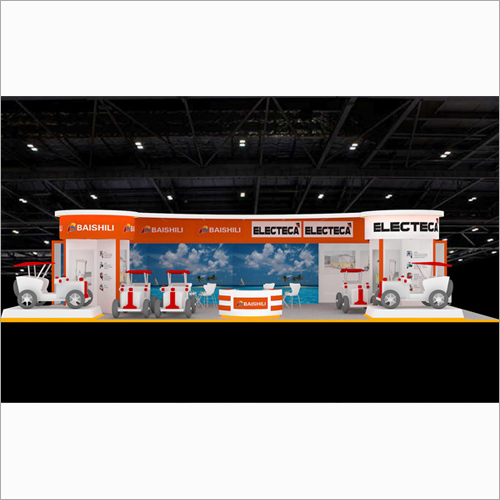 Exhibition Stall Quotation : Exhibition stall decoration services in delhi ncr