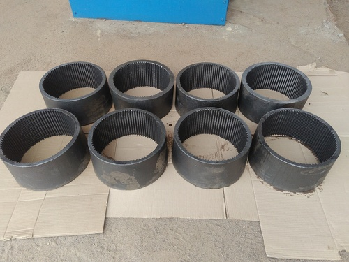 Pulverizer Teeth Ring castings