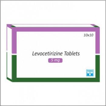 Levocetirizine Tablets - 5 mg