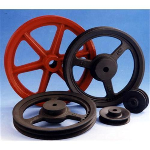 Model of Belt Pulleys