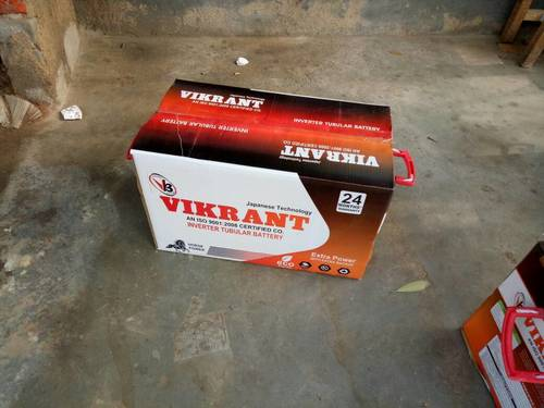 Vikarant Battery