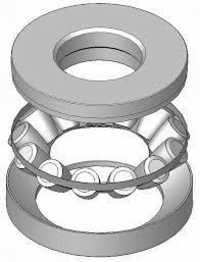 Laboratory Thrust Bearing