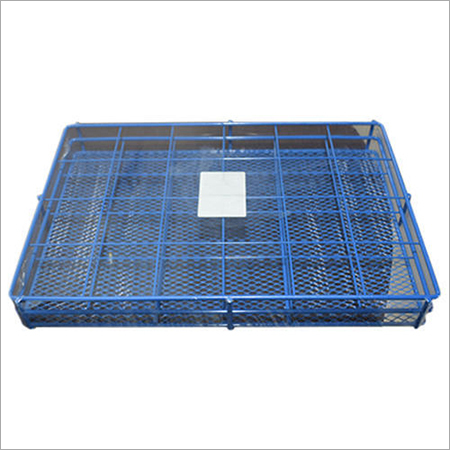 Wire Sample Container Rack