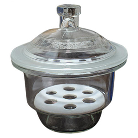 Desiccator With Lid