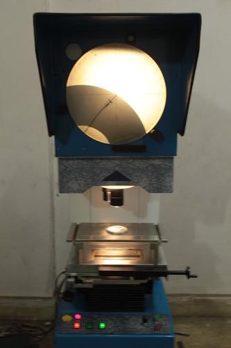 Vertical Profile Projector