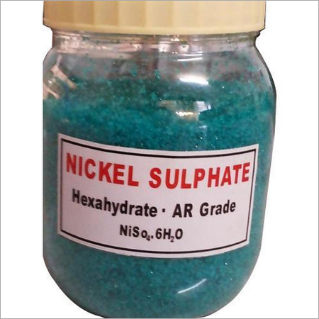 Nickel Sulphate Hexahydrate