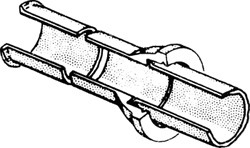 Laboratory Socket & Spigot Joint