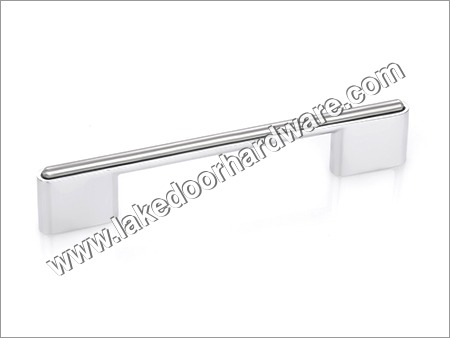 White Cabinet Handle