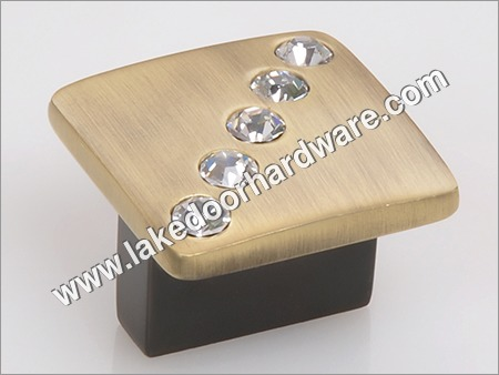Aluminium Door Knobs
