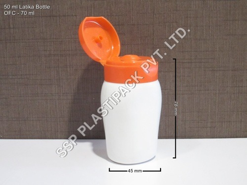 50 ml Latika Bottle