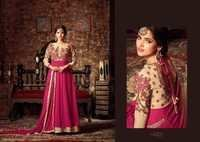 Embroidery Work Designer Long Suit Online