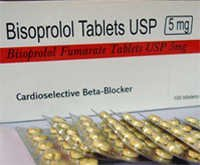 Bisoprolol Fumarate 2.5 Mg Tablets