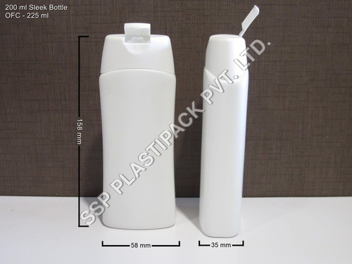 200 ml Sleek Bottle