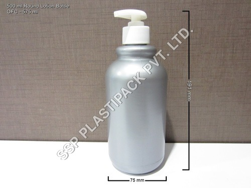 500 ml Round Lotion bottle