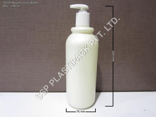 750 ml Round Lotion bottle