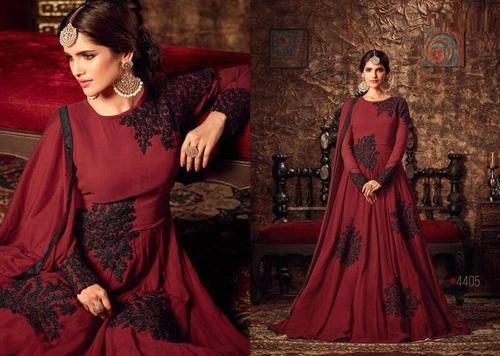 Eid Special Floor Length Suit Online