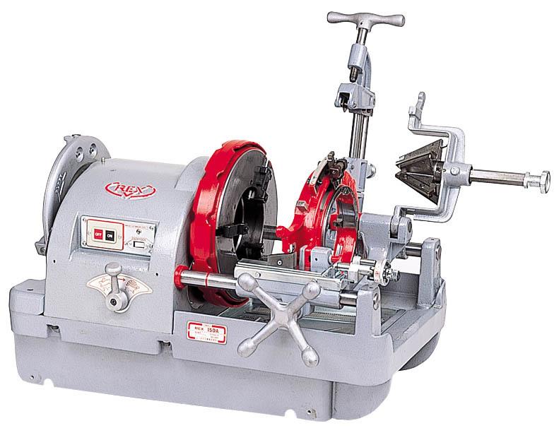 Rex Japan Pipe Threading Machine
