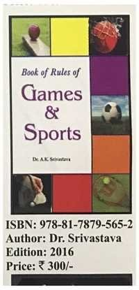 Game and sports Rould book