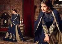 Shop Lehanga Style Long Suit For Eid Online