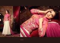 Buy Designer Lehanga Style Suit Online