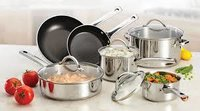 Steel Kitchenware Products