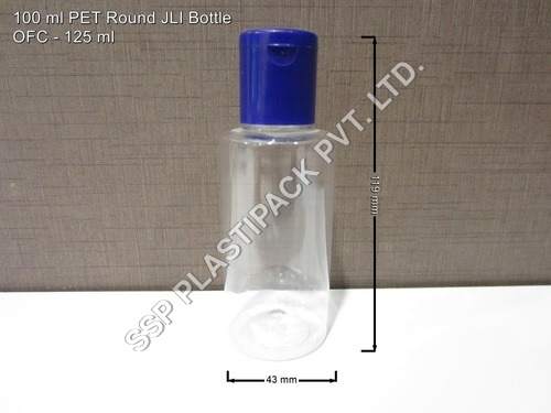 100 ml Round JLI Bottle