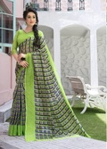 Designer Cotton Silk Saree Buy Online