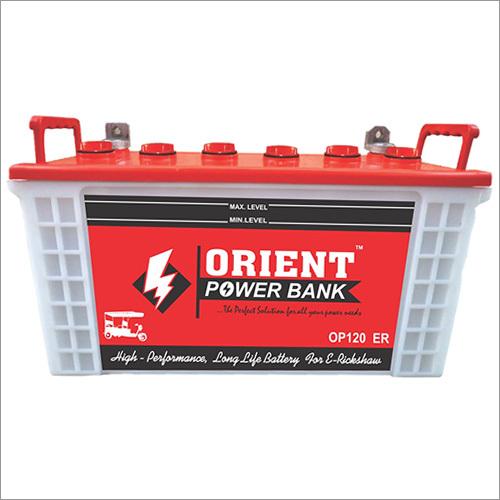 E Rickshaw Battery