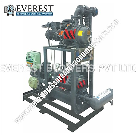 Dry Screw Vacuum Pump (Anti Corrosive)