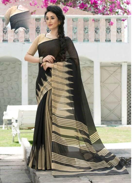 Cotton weaving sarees