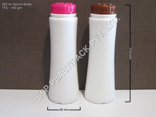 100 gm Talcum Bottle