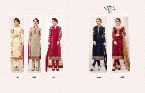 Straight Salwar Kameez (NYSA)