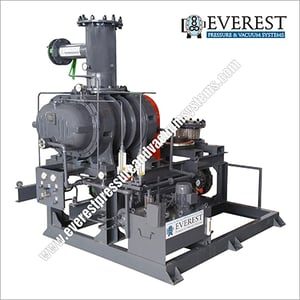 Mechanical Vapour Recompressors (MVR