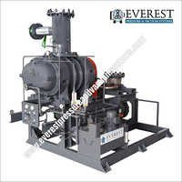 Mechanical Vapour Recompressors (MVR)